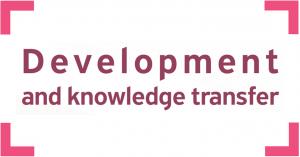 Development qnd knowledge transfer
